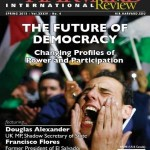 The Future of Democracy, HIR Spring Issue 2013